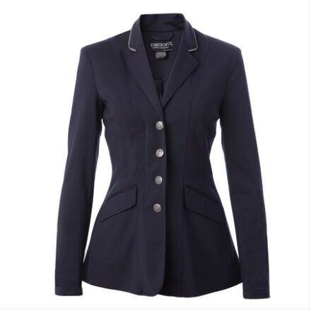 Equetech Jersey Deluxe Competition Jacket Navy