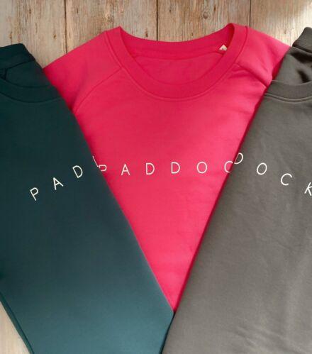 Paddock Apparel Ebrel Sweatshirt Pink