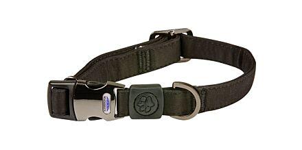 WeatherBeeta Elegance Dog Collar Black