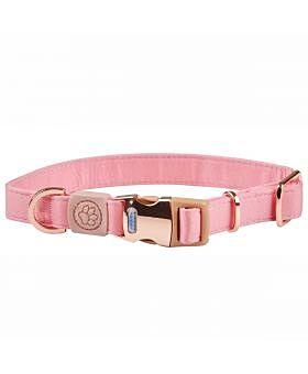 WeatherBeeta Elegance Dog Collar Pink