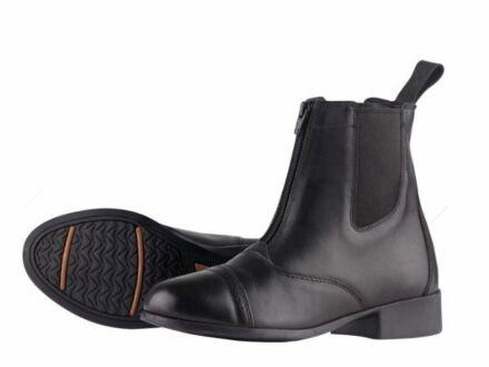 Dublin Elevation II Zip Paddock Boots Black