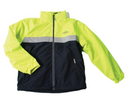 Horseware Kids Corrib Neon Jacket