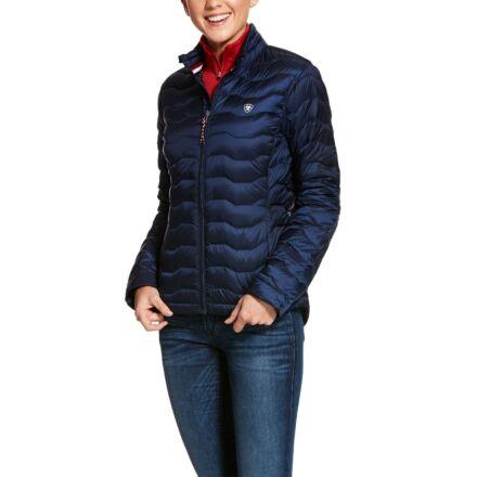 Ariat Women's Ideal Down 3.0 Jacket-Navy Eclipse