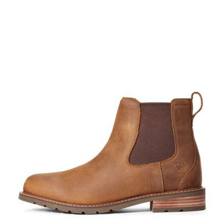 Ariat Men's Wexford Waterproof Boots - Weathered Brown