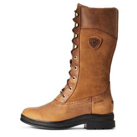 Ariat Wythburn Waterproof Boot-Weathered Brown