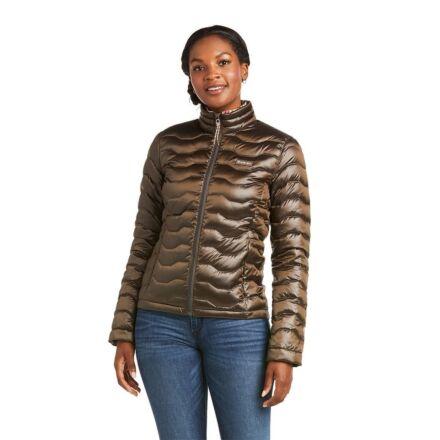 Ariat Women's Ideal Down 3.0 Jacket Ird BanBark