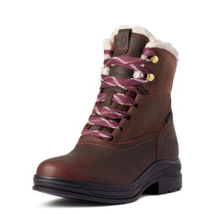 Ariat Women's Harper Waterproof Boot Dark Brown
