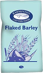Badminton Flaked Barley 15KG