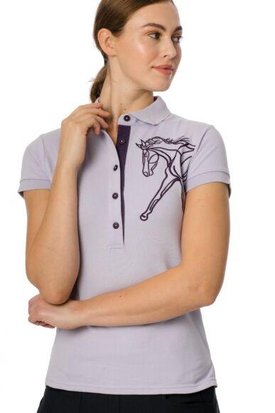 Horseware Flamboro Polo Lilac