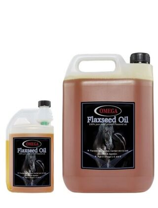 Omega Equine Flax (Linseed) Oil