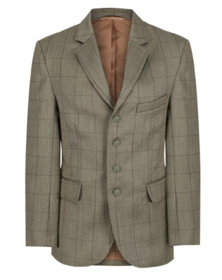 Equetech Men's Foxbury Tweed Jacket