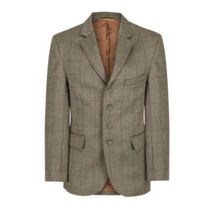 Equetech Boy's Foxbury Tweed Jacket-36