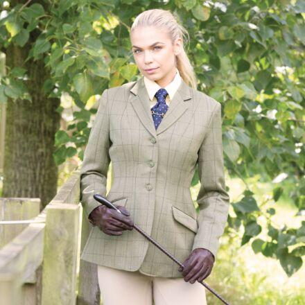 Equetech Foxbury Tweed Riding Jacket