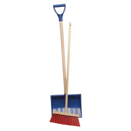 Fyna-Lite Kids Shovel And Broom Set