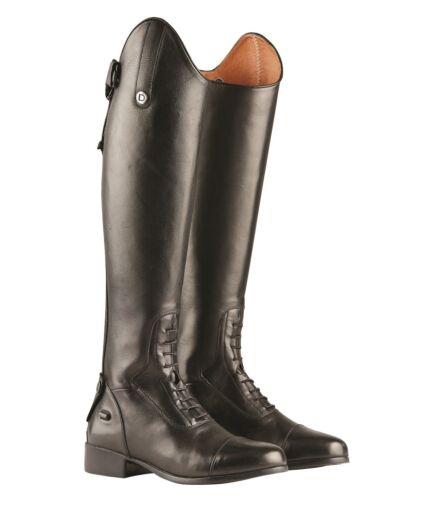 Dublin Galtymore Tall Field Boot Black Short
