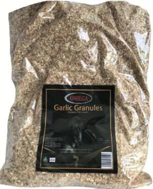 Omega Equine Garlic Granules