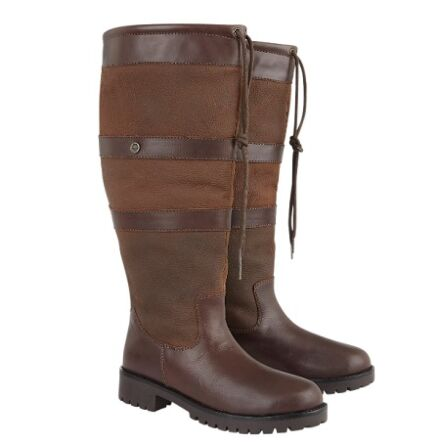 Cabotswood Gatcombe Slim Fit Waterproof Boot Chestnut/Bison