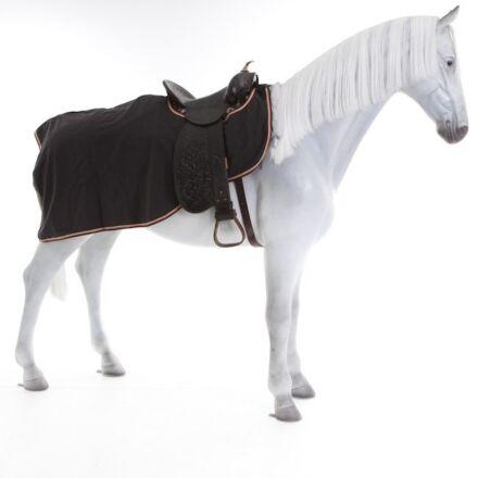 Horseware Rambo Grand Prix Comp Sheet Blk/Tan