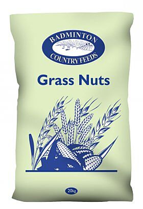 Badminton Grass Nuts 20KG