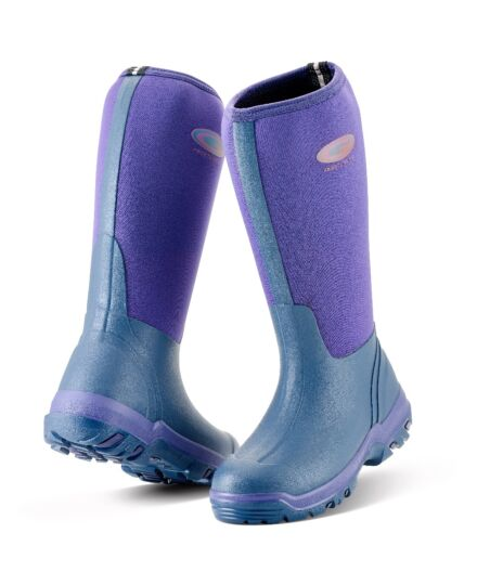 Grubs Frostline 5.0 Wellington Boots Violet