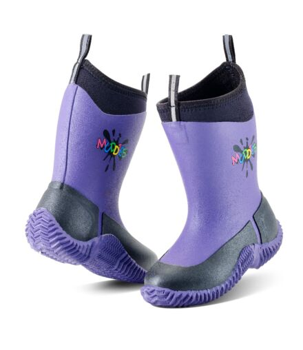Grubs Icicle 5.0 Muddies Boot Violet