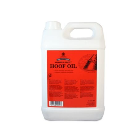 Carr & Day & Martin Vanner & Prest Hoof Oil 5Lt