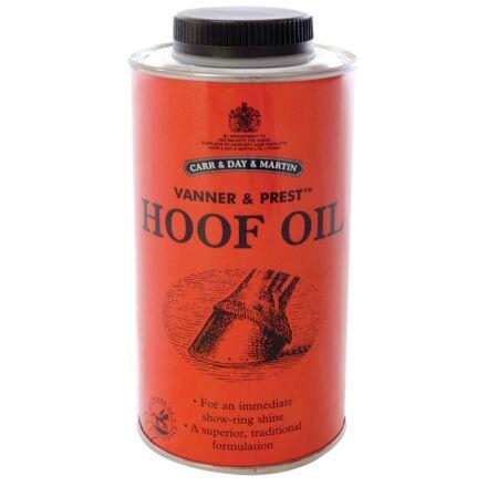 Carr & Day & Martin Vanner & Prest Hoof Oil 500ml