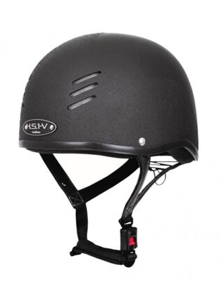 Gatehouse HS1-V Skull Riding Hat - Black