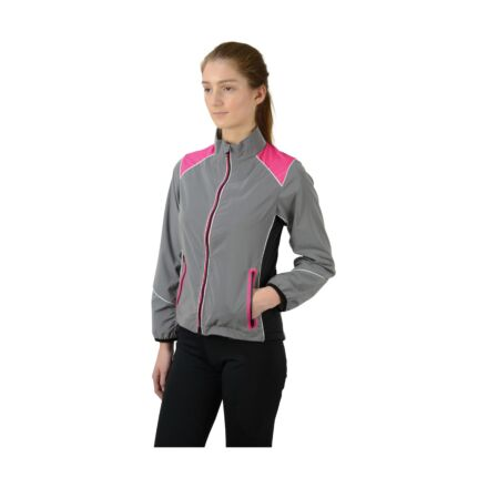 Hy Silva Flash Two Tone Reflective Jacket
