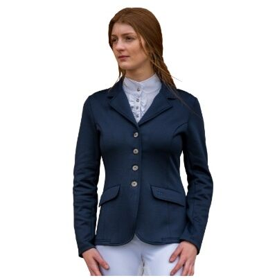 Hy Stoneleigh Ladies Competition Jacket Navy