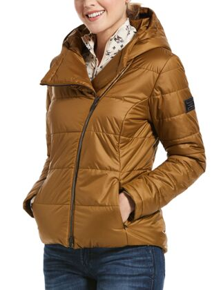 Ariat Kilter Insulated Jacket-Bronze Brown