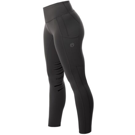 Equetech Inspire Riding Tights- Black