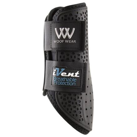 Woof Wear iVent Hybrid Boot Black