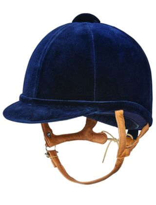 Charles Owen Fian Hat Navy