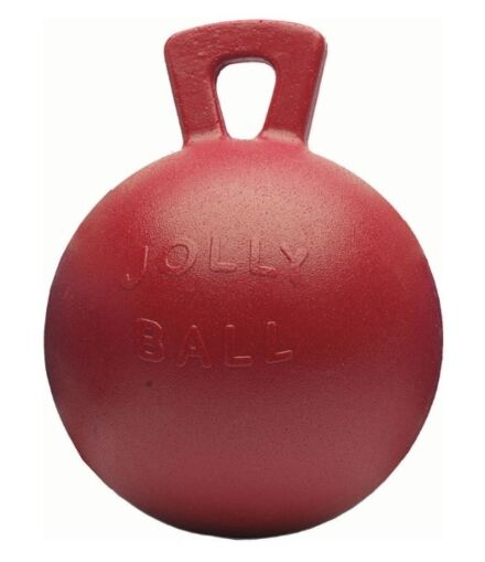 Horseman's Pride Jolly Ball Red
