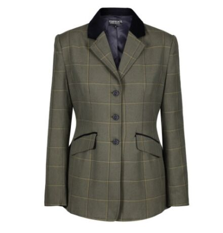 Equetech Kensworth Deluxe Tweed Jacket