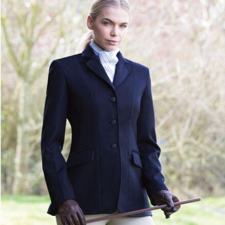 Equetech Kimblewick Wool Jacket Navy