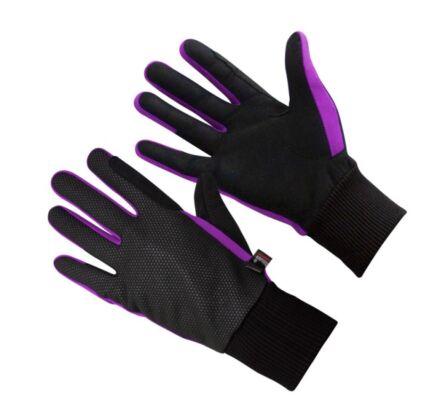 KM Thermal Winter Gloves Purple