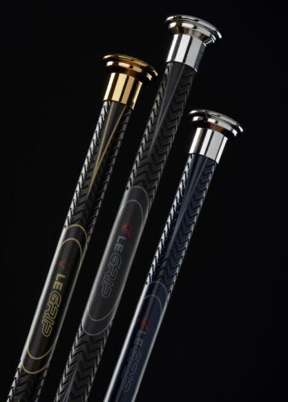 LeMieux LE GRIP Baton Black