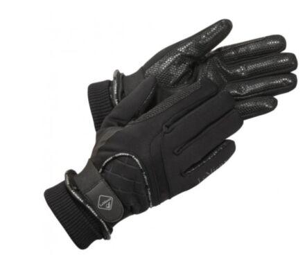 LeMieux Waterproof Lite Gloves -Black