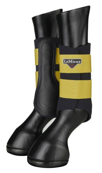 LeMieux Grafter Boots Dijon