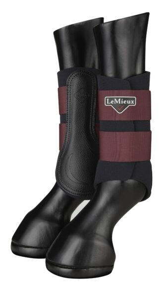 LeMieux Grafter Boots Rioja