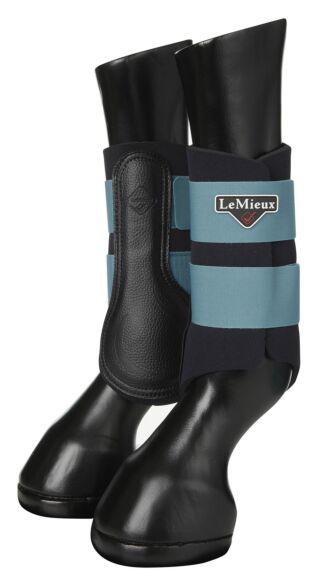 LeMieux Grafter Brushing Boots Sage