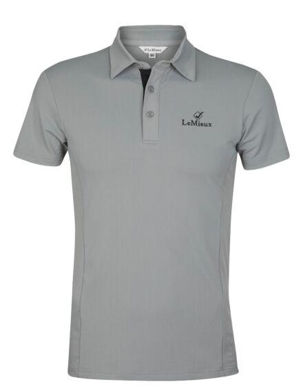 LeMieux Monsieur Men's Polo Grey