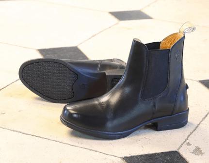 Shires Moretta Lucilla Jodhpur Boots Black