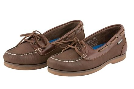 Dublin Millfield Arena Shoe Brown Chestnut