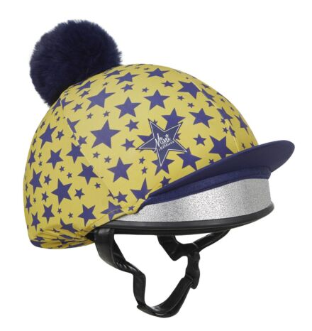Mini LeMieux Hat Silk Dijon