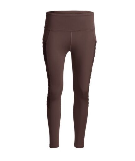 Ariat Ladies EOS Moto Full Seat Riding Tights Cocoa