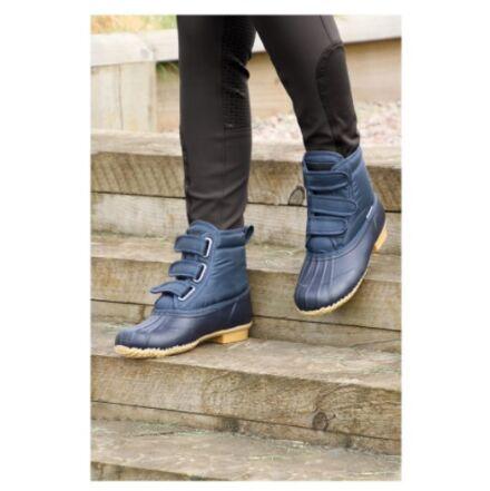HyLAND Muck Boots- Navy Junior