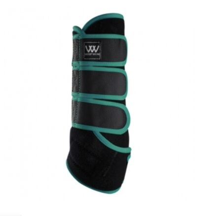 Woof Wear Colour Fusion Dressage Wraps-Ocean